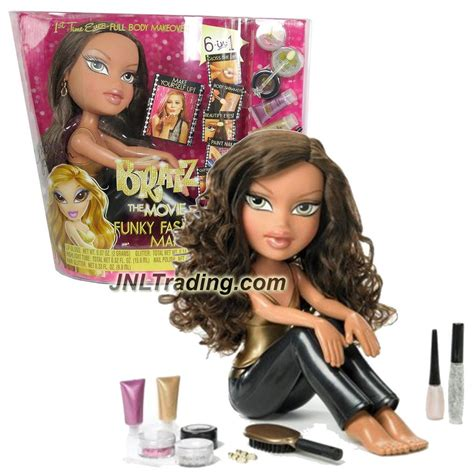 Lipgloss Makeover mga entertainment bratz the funky fashion makeover