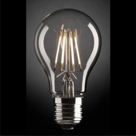 Edison Style Led Light Bulbs Industville Vintage Style Edison Led 5w E27 Dimmable Light Bulb Classic Shape Lighting From