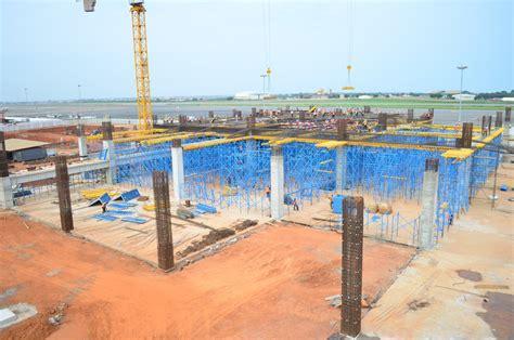 kia international airport airports on quot work on terminal 3 at kotoka