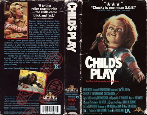 chucky film series chucky is set to return in a new child s play tv series