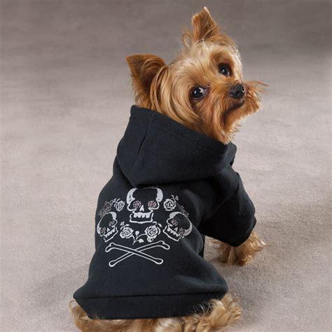 hoodies for dogs zack zoey fleece skull crossbone pet hoodie puppy pullover sweatshirt ebay