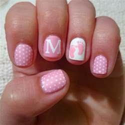 25 best ideas about baby shower nails on pinterest baby