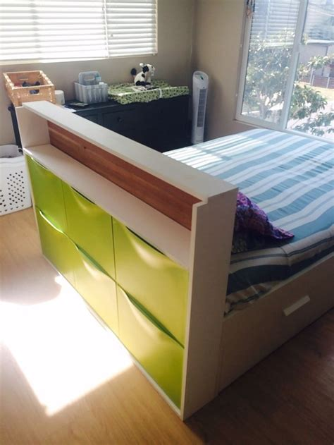 shoe storage bed ikea 10 best ikea trones images on ikea hackers