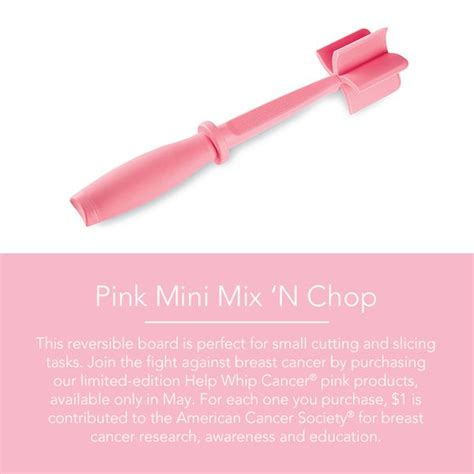 Pink Mini Mix N Chop The Pered Chef Pinterest Mix N Chop Kitchen Tool