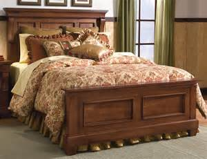 tuscano king panel bed