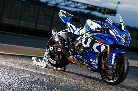 Suzuki Racing Motorcycles Sert Suzuki Gsx R1000 World Endurance Race Bike