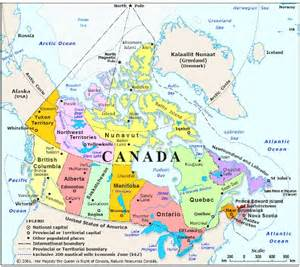 future map of canada canadians lean toward more powerful provinces in future
