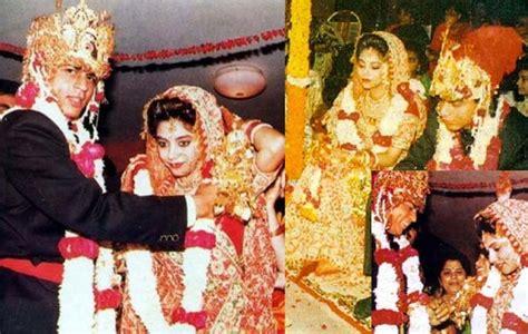 shahrukh khan name wedding photos album marriage date