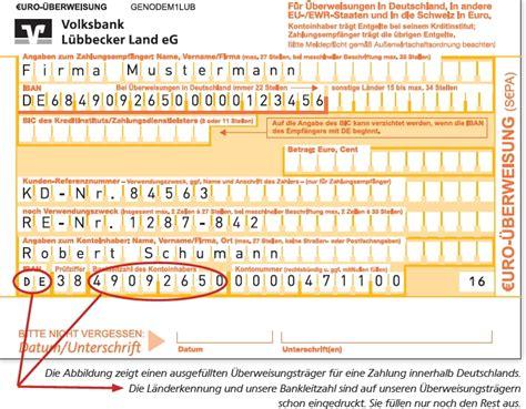 vr bank westpfalz blz sepa nicht vergessen der neue standard ist nicht schwer