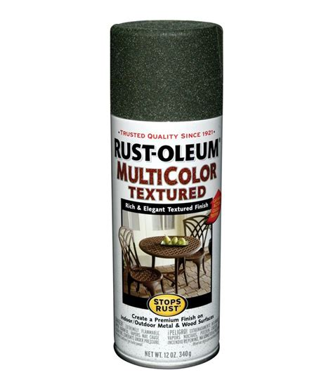 rustoleum textured paint colors buy rust oleum stops rust multicolor textured spray paint