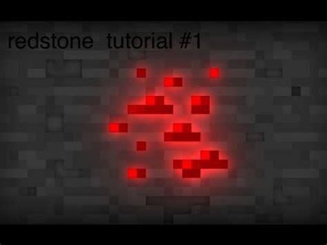 Redstone L Tutorial by Minecraft Redstone Tutorial Hoe Maak Je