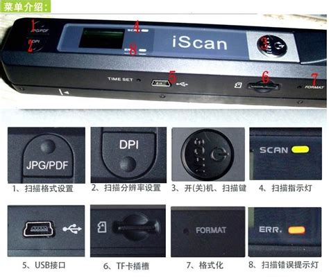 Scanner 900dpi Lcd Screen Color jual compact color scanner 900dpi lcd screen mesin