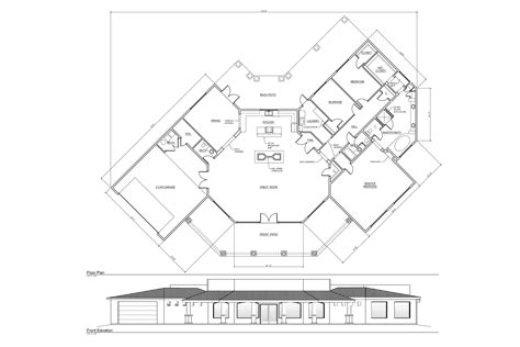 floor plan of a commercial building cadman designs services