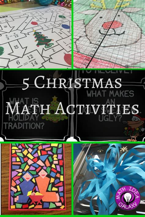 christmas activity forwork math activities 5 ideas for the week before winter idea galaxy