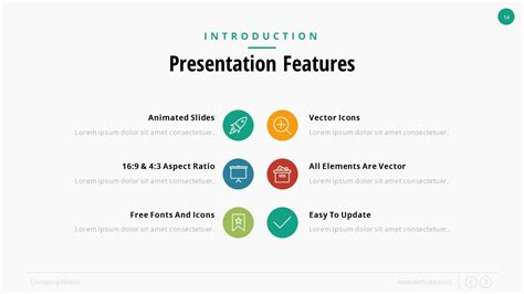 Business Presentation Templates Powerpoint 28 Images Sle Presentation Templates