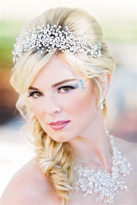 Disney's Frozen Wedding Inspiration with Elsa Wedding