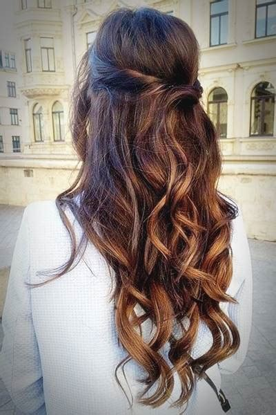 prom hairstyles brown hair perfect and fantastic prom hairstyles for long hair