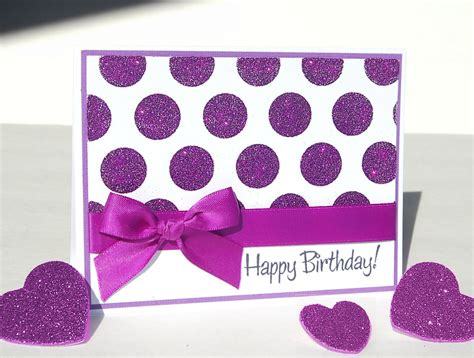 Handmade Easy Cards - handmade birthday card miss congeniality free us shipping