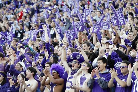 student section building the future fan pipeline lake the posts