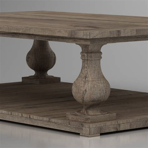 salvaged wood coffee table 3d balustrade salvaged wood coffee table high quality 3d