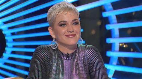 Idol Behavior by Katy Perry Bashed For Flirty Behavior On