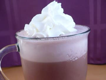 frozen hot chocolate calories large hungry girl