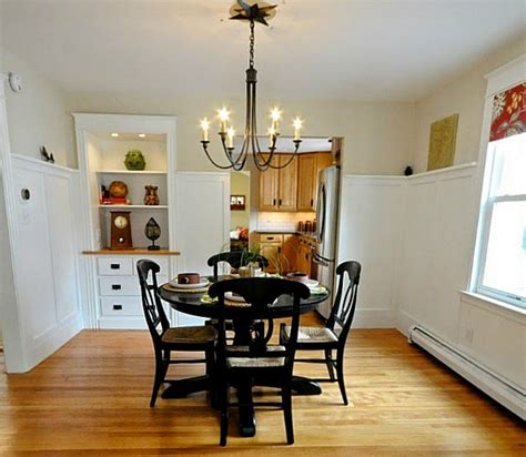 bungalow dining room a craftsman style bungalow makeover in maine hooked on