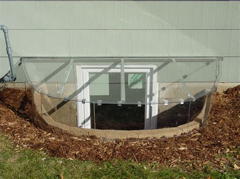 egress window well cover slant dome window well covers