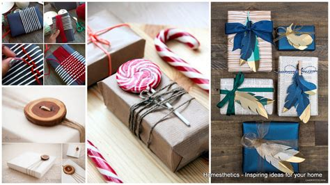 how to wrap presents learn how to wrap a gift properly homesthetics