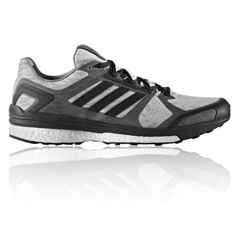 Adidas Supernova Sequence by Adidas Supernova Sequence 9 Mens Grey Sneakers Running