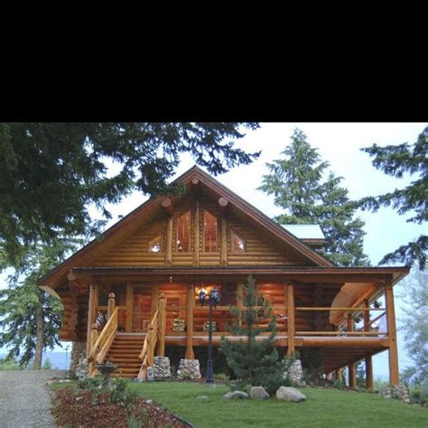 log homes with wrap around porches log home with wrap around porch like the offset steps and