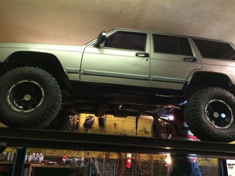 jeep lifted 6 inches jeep sport 2000 4x4 lifted 6 inches road 33