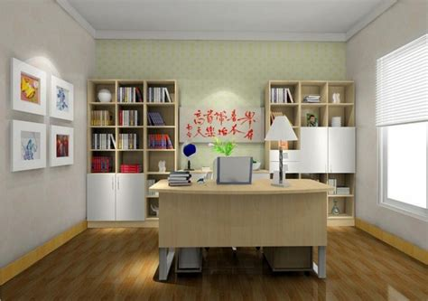 Interior Design Home Study Youth Study Room Interior Design In China 3d House