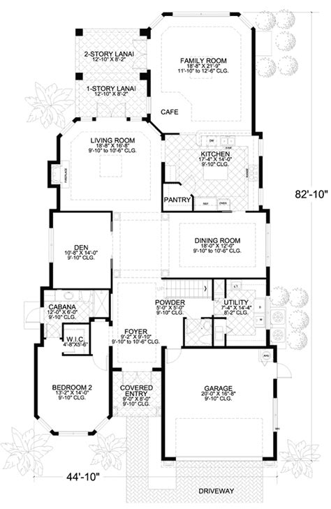 large family floor plans for the large family 32034aa architectural designs house plans