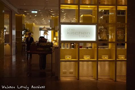 the kitchen table 台北 the kitchen table 西餐廳 台北w飯店 w hotel