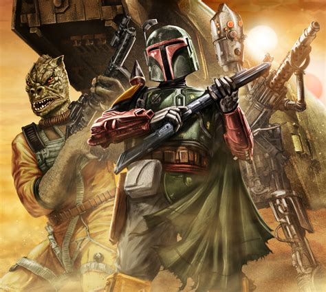 the bounty hunters reports suggest wars spin will revolve around bounty hunters