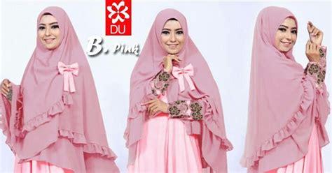 Grosir Murah Mona Maxy 1 aprianti collection gamis mona lace baju syari murah