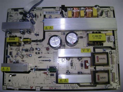 samsung lnt5271fx xaa capacitors electrorepairshop bn44 00184a power supply samsung lnt5271fx xaa