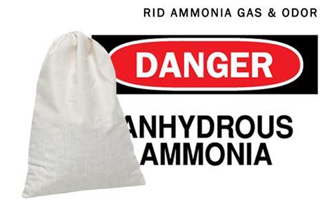ammonia smell in bathroom ammosorb reusable ammonia removal pouch odor eliminator
