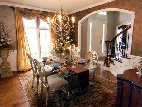 hgtv dining room designs budget friendly dining room updates from expert designers