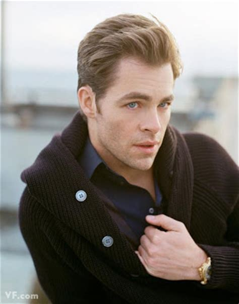 Chris Pine Hairstyle by All Hairstyles Chris Pine Hairstyle