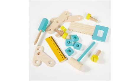 George Home Wooden Tool Kit George At Asda