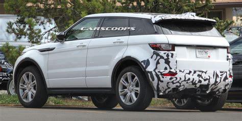 jaguar land rover owner land rover and jaguar spied testing new suv fleet in the us