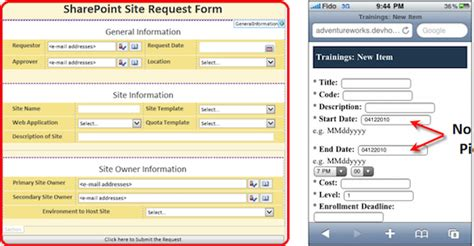 infopath form template infopath replacement sharepoint alternative