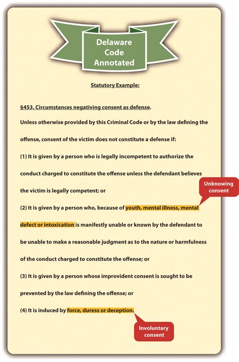 section 21 criminal code consent