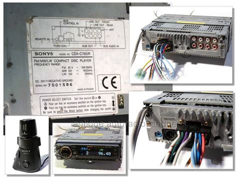 wiring diagram for sony cdx565up car stereo readingrat net