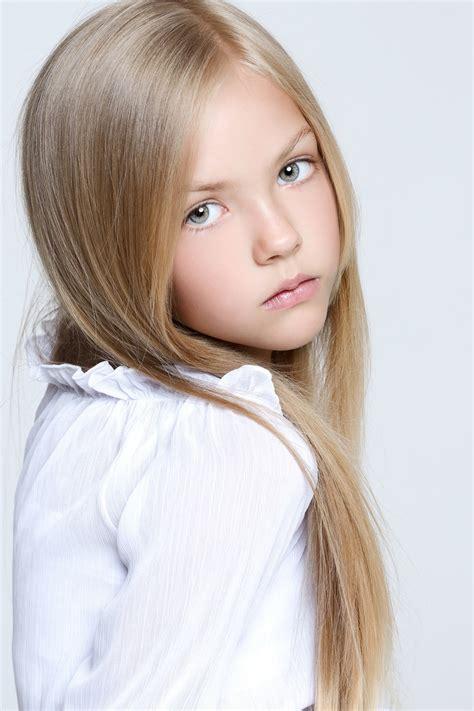 child supermodels models karina egorova born august 13 2006 russian child model