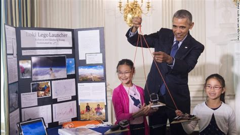 white house science fair robots apps and chickens the 2016 white house science fair cnnpolitics com