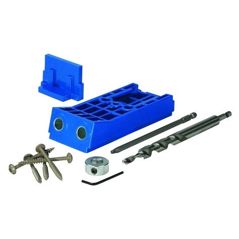 general tools ez pro deluxe pocket jig kit 850 the
