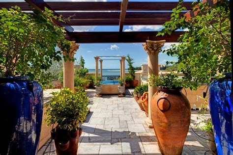Home Tour: Impeccable Mediterranean Waterfront Home